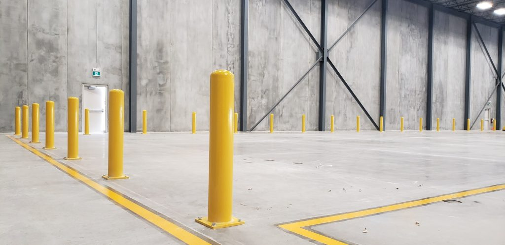 buy architectural safety bollards canada